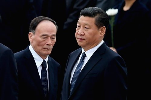 美媒:权斗激烈 习王反腐到香港多重用意(图)