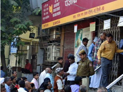 """印度莫迪政府的""""废钞""""政策是把双刃剑(图)"""