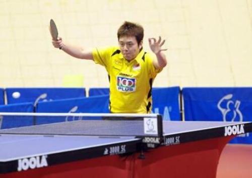 前乒乓国手被新加坡队除名 真相披露(图)