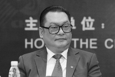 遭警察敲诈 深圳副市长跳楼死 扯出江泽民(图)