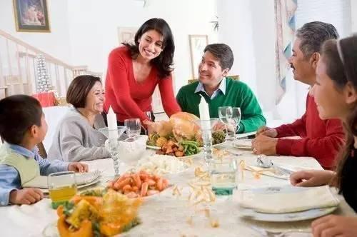 餐桌上的教养 将决定孩子日后的成功程度(组图)