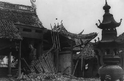 红卫兵们毁佛砸庙,三十年后灾祸连连无一幸免(图)