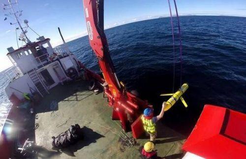测试川普底线?捕获潜航器中美紧张局面持续(图)