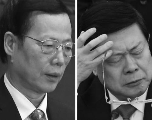 黄兴国通报现罕见表述 张高丽曾紧急切割(图)