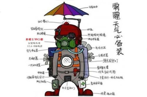 【12.22中国速瞄】大陆避霾商品热销(组图)