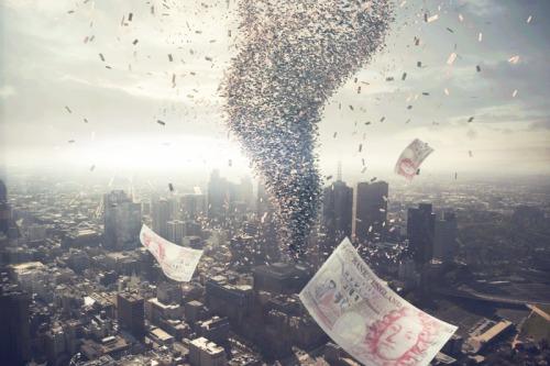 大萧条和美元荒之下送命的投资行为(图)
