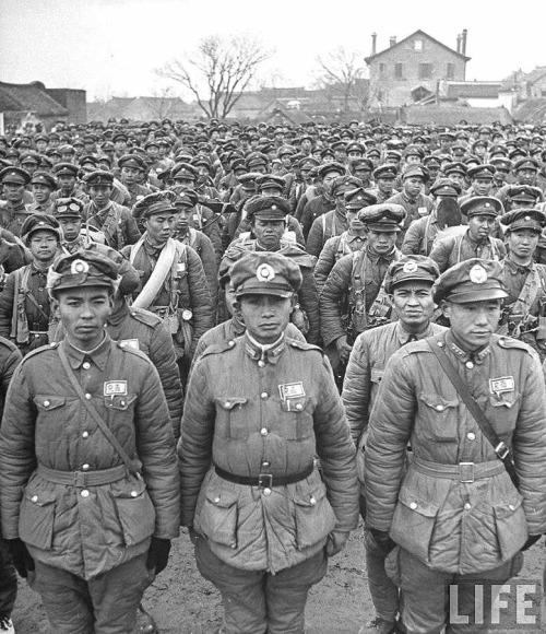 毒蛇卧底!山东国军7个师是怎样被歼灭的?(组图)