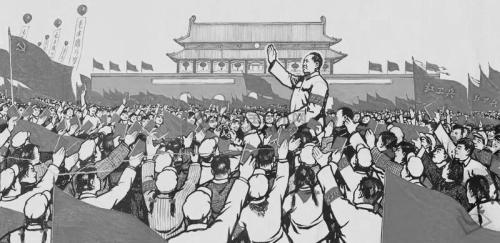 牛!揭秘:毛泽东如何利用一代愤青的真相(图)