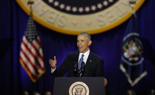 看奥巴马八年成败得失(图)