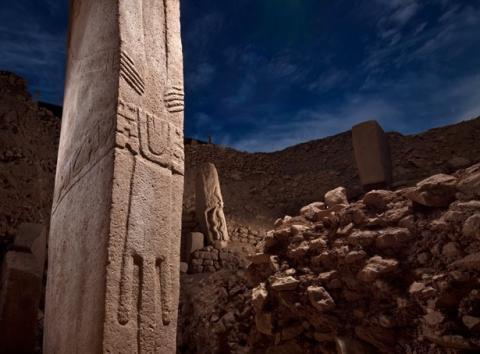 万年前高度文明的20个不解之谜(组图)