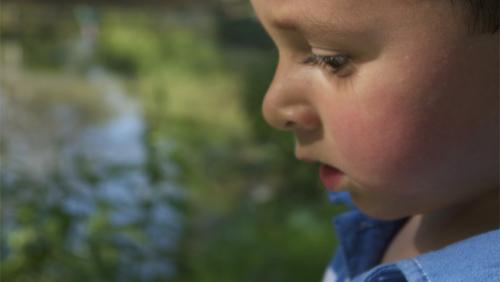 """3岁男孩每天重复""""我记得我被杀死的过程""""(组图)"""