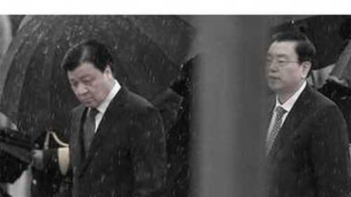 习近平要揪野心家 传公安部警官开会现场响应(图)
