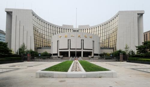 中国央行给大陆银行业下了一个口头密令(图)