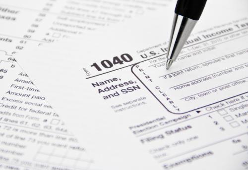 别让这些代价昂贵的错误 搞砸你的报税(图)