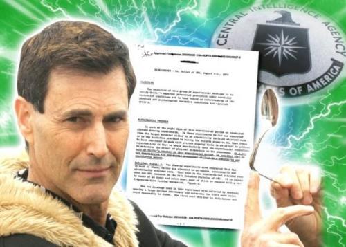 解密文件:研究超自然力量的「星門計劃」