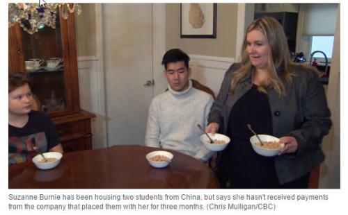 單身母親惡夢:接收中國學生卻拿不到錢