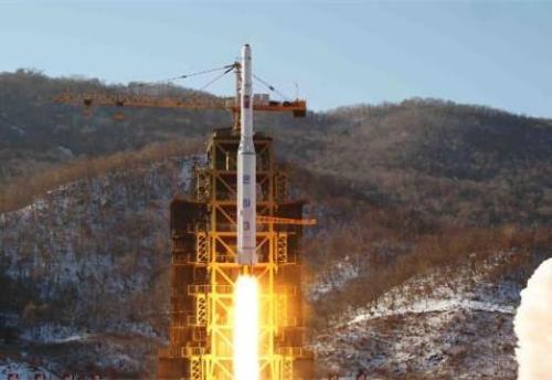 朝鲜:洲际弹道导弹试射已进入最后阶段(图)