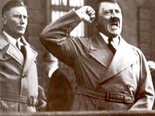 似曾相识 纳粹宣传部长的攻心广告(图)