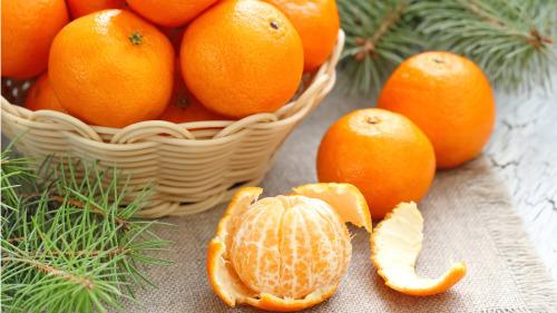 橘子皮是宝贝,有很多妙用。