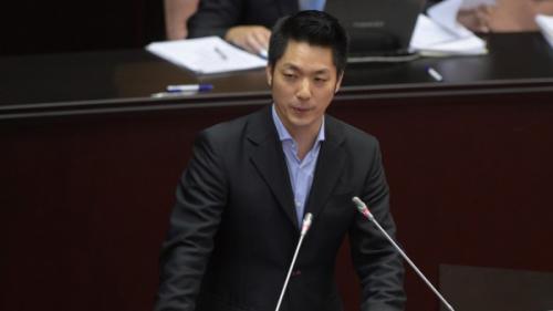 国民党立委蒋万安