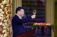 """习近平""""杯酒释兵权""""亲手瓦解""""太子党""""(图)"""