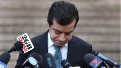 澳前议员邓森回忆与黄向墨过往:我完全是咎由自取(图)