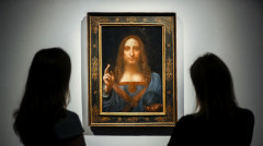 达文西138亿名画离奇消失罗浮宫却一问三不知(图)