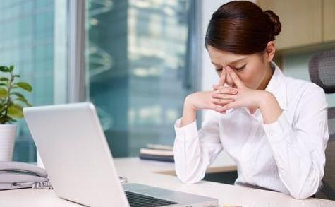 消除眼睛疲勞4種簡單小方法