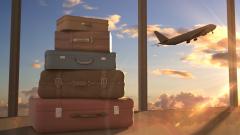 到处都是尊重日本地勤对待行李箱跟他国差很大(视频)