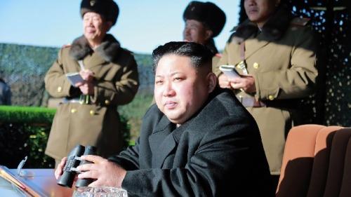 无视朝鲜粮食危机金正恩再次发射不明飞行物(图)