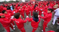 具有中国特色的噪音污染源——广场舞(图)