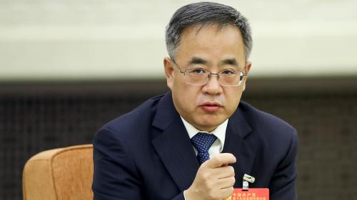 胡春华近日现身中国农业大学,发声向习近平表忠。