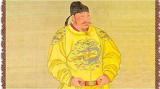 千古一帝唐太宗李世民以诚信治国,铸就大唐盛世。