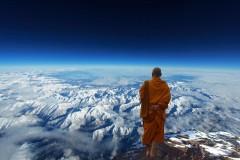 真有山神藏民路遇山神有三四个人高(组图)