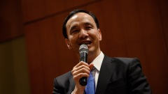 台湾如何因应美中矛盾朱立伦:亲美和中不冲突(图)