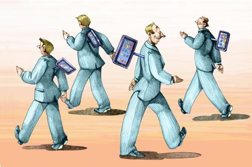 大数据时代的极权国家,个人将无处遁形。