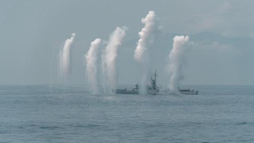 台湾军事演习