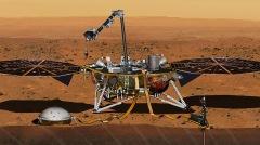 红色星球心跳了NASA探测器首次侦测到火星地震(图视频)