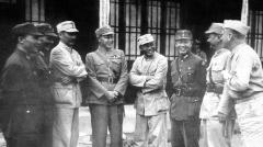 何应钦参谋:抗战末期的回忆(图)