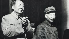 """助纣为虐毛泽东的""""头号帮凶""""刘少奇(图)"""