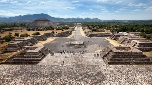 玛雅文明是殷商文明的延续吗(组图)