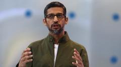 川普:谷歌承诺支持美军而非中国军方(图)