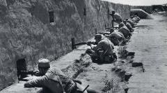 十万日军碰壁第一次长沙会战始末(组图)