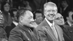 """美台关系纪录片《惊涛拍岸40年》(上):""""台湾会生存下去""""(图视频)"""