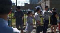 中国客申请美签越来越难:整个旅游团被拒签(视频)