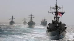 美中俄海军谁强美飞弹量比中俄总和还多(图)
