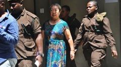 """华人""""象牙女王""""非洲被判15年买家多为中国大使馆官员(图)"""