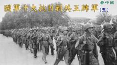国军抗日剿共十大王牌军(五)新六军(视频)