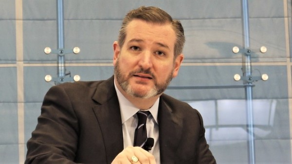 代表德州的美国参议员克鲁兹(Ted Cruz)