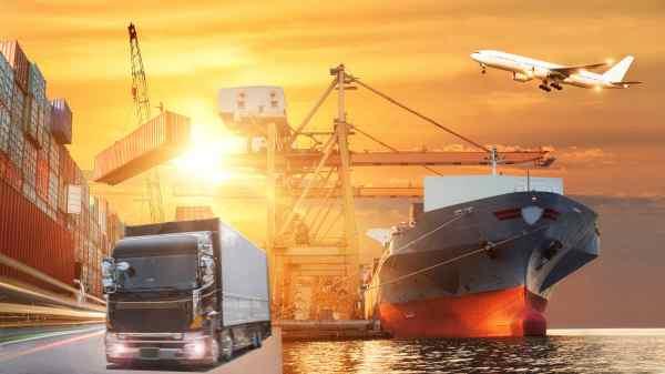 进口 出口 贸易战 外贸